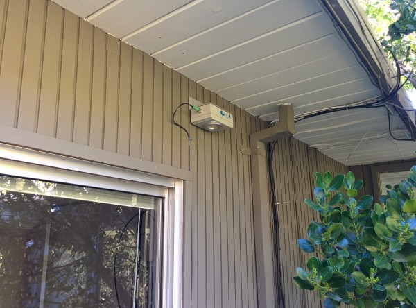 Medcom Radius Hawk installed in El Cajon, Palo Alto
